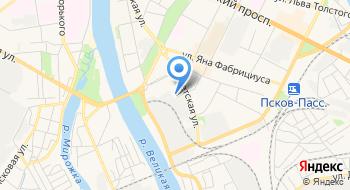 Центр автомобильных услуг, ИП Чечельницкий Д. С. на карте