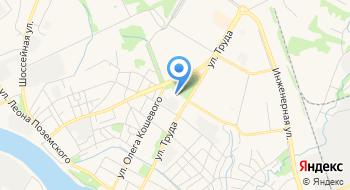 На Запсковье, каток на карте