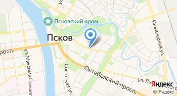 Магазин газового оборудования Спецгазсервис на карте