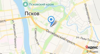 Нотариус Семенова Н. А. на карте
