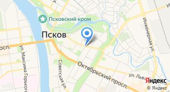 Торгово-технологическое оборудование на карте
