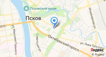 Строительная компания Тектос на карте