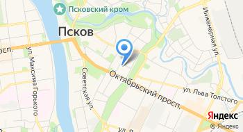 РАНХиГС, филиал, приемная комиссия на карте