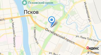 Евразийская консультационно-юридическая группа на карте