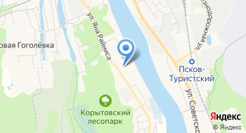 Садовый центр Пристань на карте