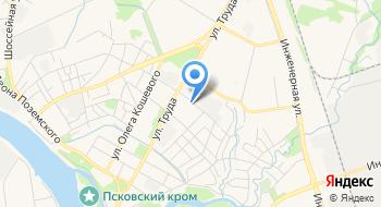 Торгово-производственная компания, ИП Ершова Н. А. на карте