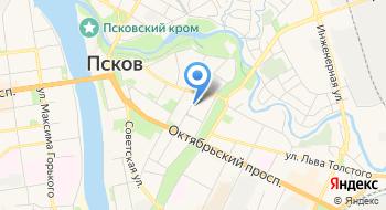 Псковская Вентиляционная Компания на карте