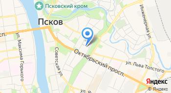 Нотариус Ефимова Л. П. на карте