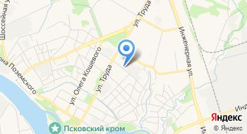 Русский Брэнд на карте