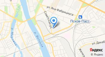 Ресторан & ночной клуб Natainn на карте