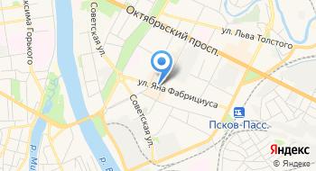 Медицинский центр Лик на карте
