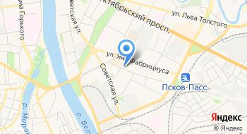 Ozon. ru, интернет-магазин на карте
