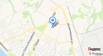 Отделение почтовой связи Псков 180019 на карте