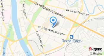 Избирательный участок №11 на карте
