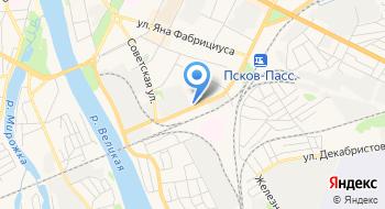 Филиал центра занятости на карте
