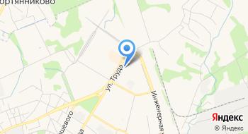 Межрайонный регистрационно-экзаменационный отдел ГИБДД на карте