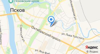 Политехнический университет на карте