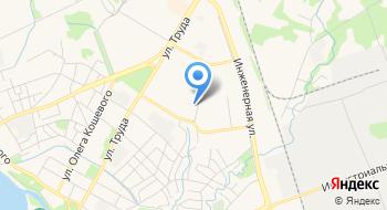 Центр кинезитерапии на карте