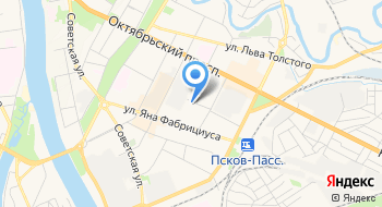 Торговый Дом Регис на карте
