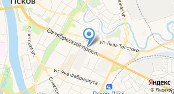 Канц-Экспресс на карте