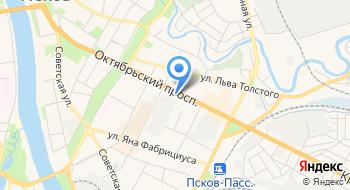 Яркамп на карте