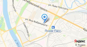 Магазин Евротекстиль на карте