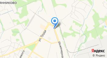 Auto. ru, центр автомобильных услуг на карте