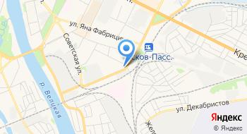 Автошкола ОлисА на карте