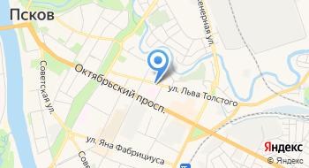 Супермаркет Детских Автокресел Псков на карте