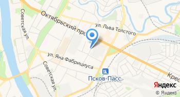 РМАТ, филиал на карте
