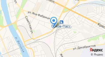 Центр охраны труда и промышленной безопасности на карте