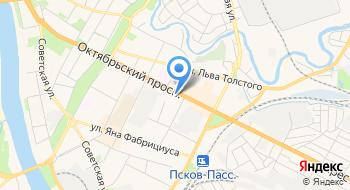 Интернет-магазин Mm60.ru на карте