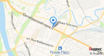 Магазин AutoStore на карте
