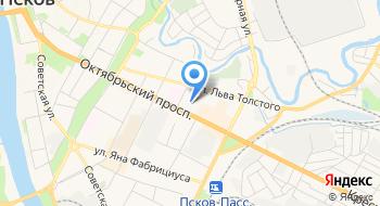 Агентство полиграфных проверок на карте