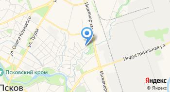 Ателье, ИП Емельянова С. С. на карте