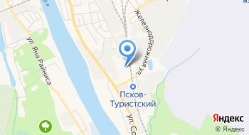 Русь-Терминал на карте