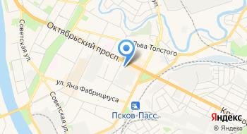 Кривич, магазин одежды на карте