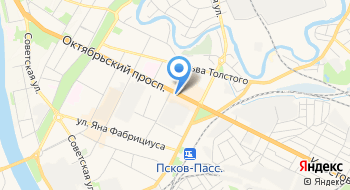 СТВ Псков на карте