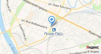 Астра Телеспутник на карте