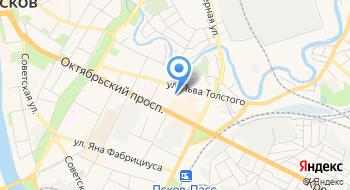 Сервисный Металлоцентр на карте