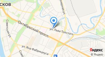 СПб-Генератор на карте