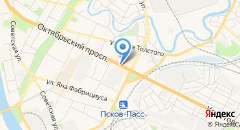Торсида, магазин на карте