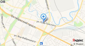 Курьер Сервис Экспресс на карте