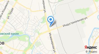 Торгово-сервисная компания Псковторгтехника на карте