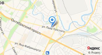 Магазин садовый центр на карте