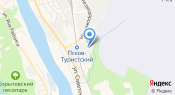 Камно на карте