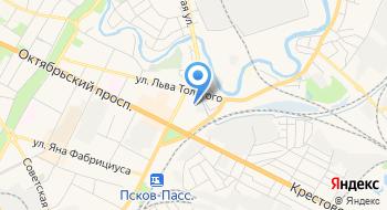 Служба грузоперевозок, ИП Новикова О. А. на карте