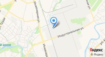 Федеральная сетевая компания единой энергетической системы, ПАО, филиал в г. Пскове на карте