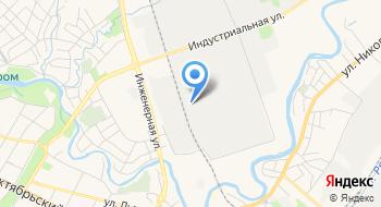 ПсковОбщепитСервис, торговая компания на карте