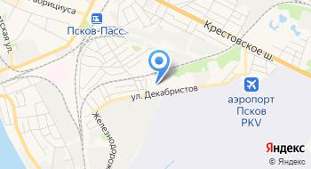 Art-Витраж, торгово-монтажная компания на карте